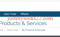 Just My Socks 使用教程,买了服务后如何使用